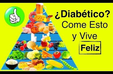 Dieta Para Diabéticos, Vive FELIZ Con Esta Dieta Creada