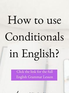 Introduction To Conditionals 0 1 2 3 Conditionals Explained English Grammar Grammar Lessons English Grammar Book
