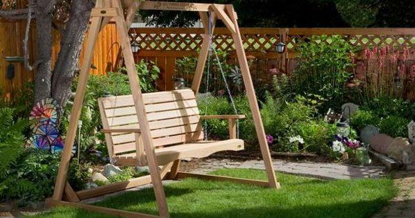 31 id es pour une balancelle de jardin design - Balancelle de jardin en aluminium ...