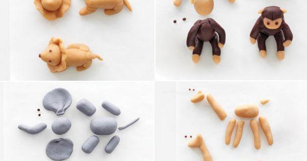 Martha Stewart Stuffed Animal Birthday Cake Fixtures. Easier to do when you