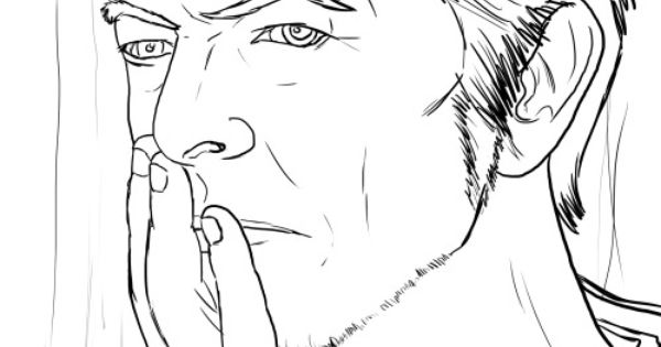 David Bowie Coloring Book - Google Search