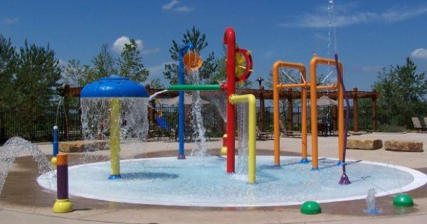 Splash Pad Water Park Design Amp Spray Park Equipment