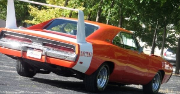 1969 Dodge Charger Daytona Tribute With Images Project Cars