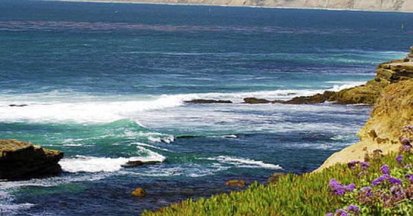 ✯ La Jolla Cove Area - San Diego, CA. My family and