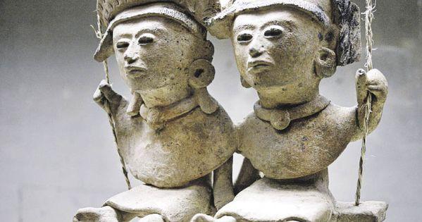 El columpio es una de las piezas arqueol gicas de la for Figure del kamasutra