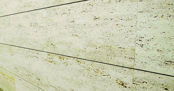 Acabado exterior en marmol travertino casas de acero y for Precio marmol travertino para exterior