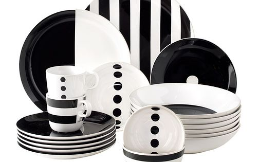 tickar bowl ikea the graphic pattern is inspired by. Black Bedroom Furniture Sets. Home Design Ideas