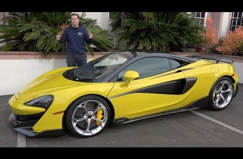 Here S Why The Mclaren 600lt Is Worth 300 000 Youtube High Performance Cars Mclaren Performance Cars