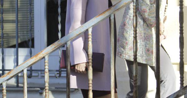 La reina ha tirado de fondo de armario luciendo el - Disenador de armarios ...