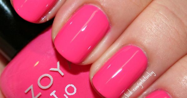 **Zoya - Lo (Gossip Collection Summer 2008) / GirlieTomboy via FB