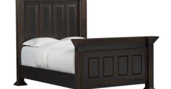 Bedrooms Sunset Valley Queen Panel Bed Bedrooms Havertys Furniture 77 Tall Headboard