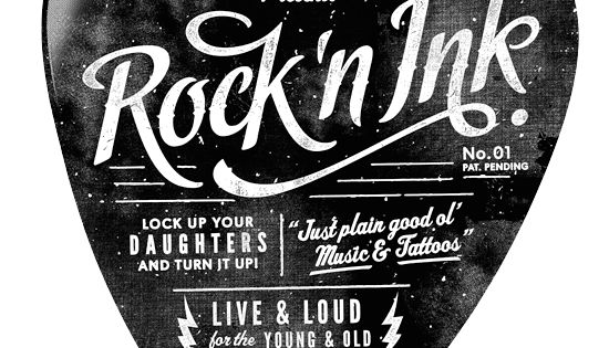 Rock n Ink - Velcro Suit - The Graphic Design and Illustration