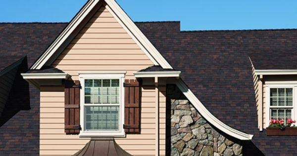 Owens Corning Trudefinition Duration Asphalt Roofing Shingles Asphalt Roof Shingles Roof Shingles House Styles