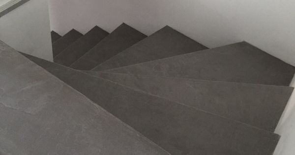 beton cire treppe vinyl fugenlos betonoptik pinterest. Black Bedroom Furniture Sets. Home Design Ideas