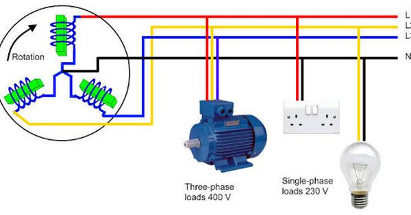230 Volt Electric Motor Wiring Diagram Single Phase