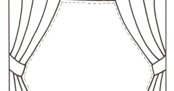 coloring book pages on stage - photo#18