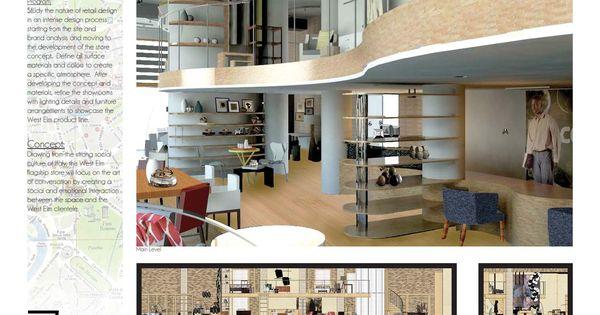 issuu interior design student portfolios example