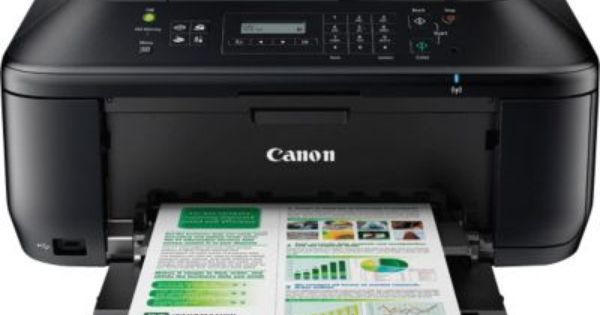 Staples Has The Canon Pixma Mx452 Wireless Inkjet All In One Printer You Need For Home Office Or Business Free Delivery Printer Card Printer Inkjet Printer