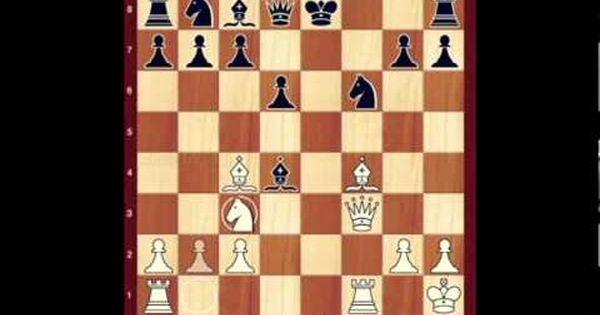 Youtube Kings Gambit Trap 19 Chess Tactics Chess Chess Players