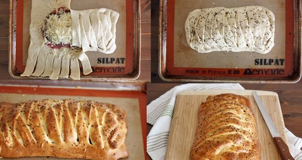 Irish Bread Braid; it looks very tasty. Must try this some time.