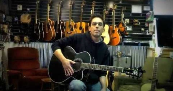 Tapastring Strapkeeper Acoustic Guitar Acoustic Guitar
