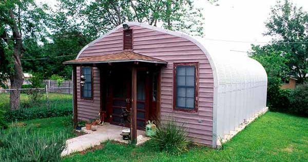 quonset hut homes plans and designs metal frame house. Black Bedroom Furniture Sets. Home Design Ideas