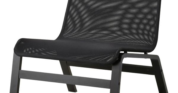 Ikea nolmyra chair black black the armchair is - Easy to move couch ...