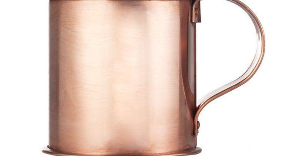 Handmade Copper Flask