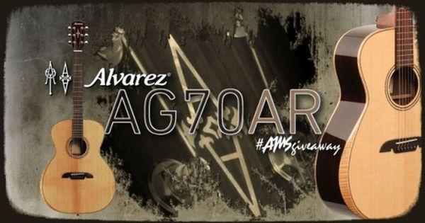 Win An Alvarez Ag70ar Acoustic Guitar 469 Arv 6 30 17 Us Ifttt Reddit Giveaways Freebies Contests Guitar Acoustic Guitar Acoustic