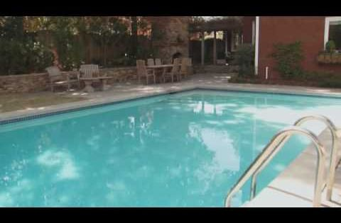Shock Your Swimming Pool Lowes Pool Water And Pools