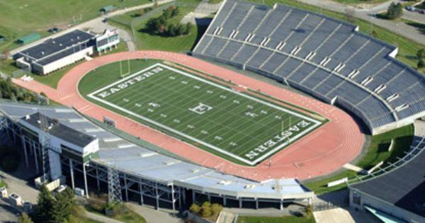 Emu Eagles Football Rynearson Stadium Eastern Michigan Eastern Michigan University Football Stadiums