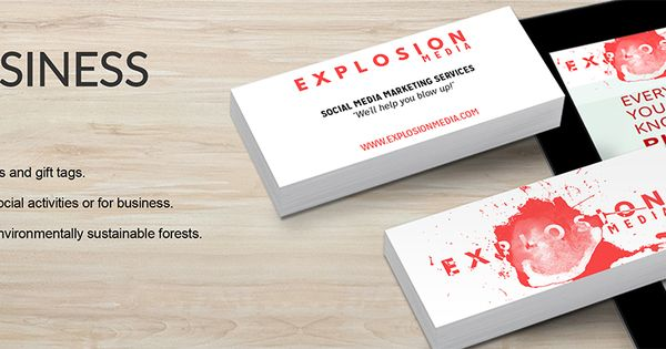 Mini Business Cards Small And Skinny By Overnight Prints Mini Business Card Business Promotional Gifts Unique Business Cards