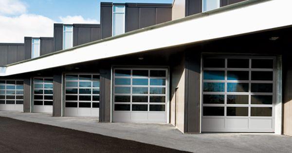 Related Image Commercial Garage Doors Garage Doors Modern Style