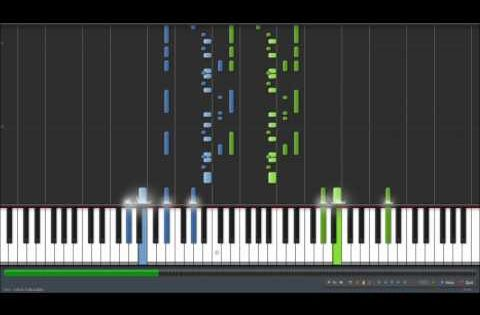 Liszt Paganini Etude No 3