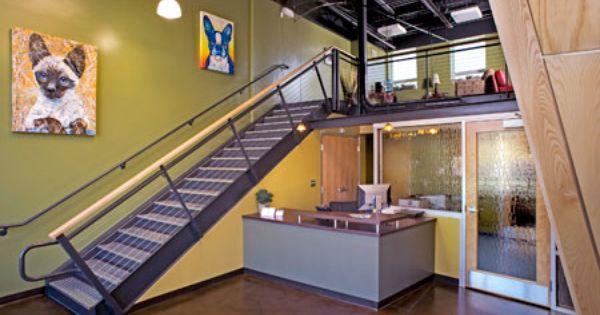 Veterinary Hospital Reception Area Hospital Design Pet Clinic