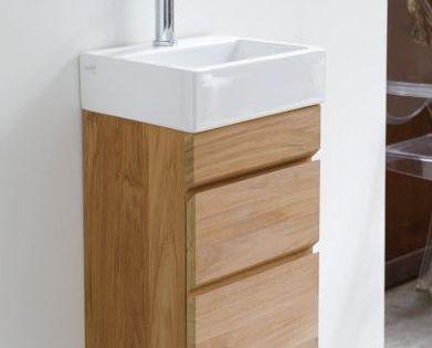 Meuble De Salle De Bain Meuble Lave Main Idee Deco Toilettes Meuble Lave Main Wc