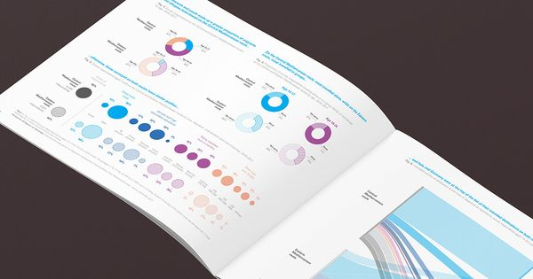 Data Visualization Infographic Unicef Reports Vol 1 On Behance