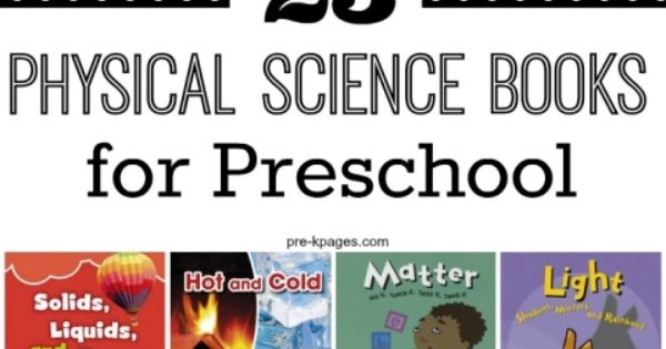 physical science for preschoolers physical science books for preschool physical science 967
