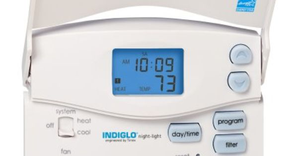 how to set a programmable thermostat to save money