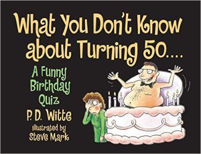 50th Birthday Gag Gifts Birthday Quiz 50th Birthday Gag Gifts