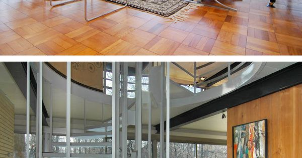 Of mies van der rohe the home was built in 1960 pinterest