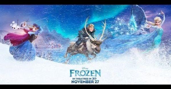 Frozen Una Aventura Congelada Pelicula Completa Español Walt Disney Animation Studios Disney Princess Frozen Frozen Poster