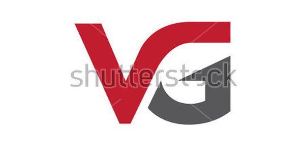 V G Vg Letter Logo Business Professional Logo Template Letter Logo Letter Logo Design Logo Design