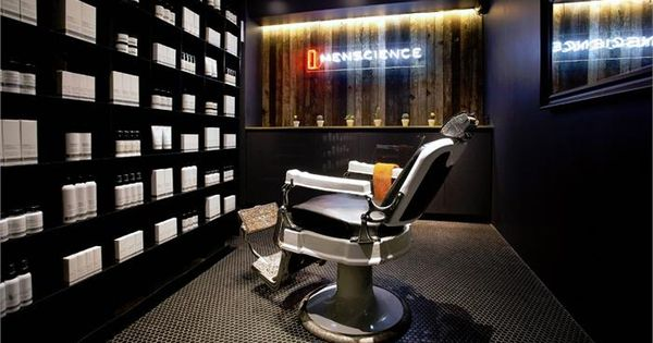 Groominglounge INTERIOR DESIGN HOME RETAIL Pinterest Beauty