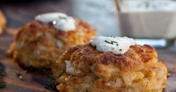 Robert Duvalls Mothers Crab Cakes