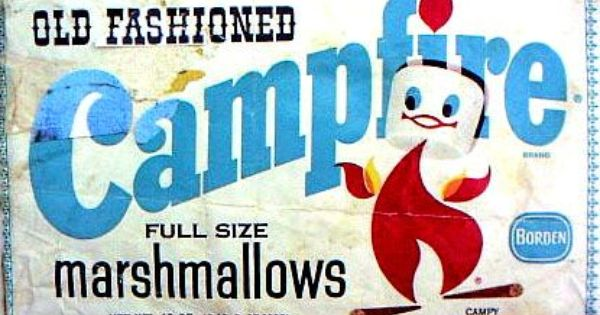 I remember when Campfire marshmallows came in a box ...