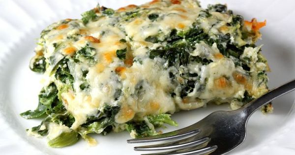 Makeover Spinach Gratin | Weight Watchers Recipes | Weight Watchers ...