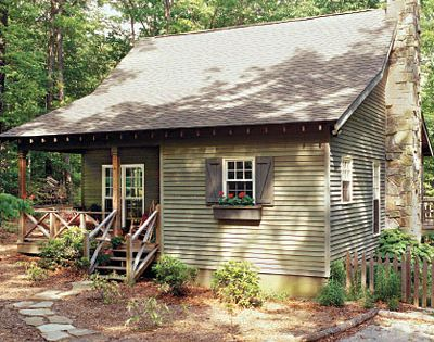 Compact And Affordable The Deer Run House Plan Offers