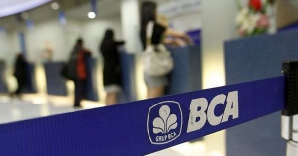 Bank Bca Finance Laptop