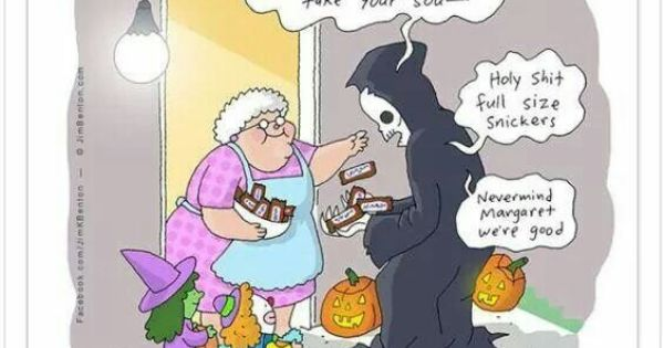 Full Size Snickers   Grim Reaper   Pinterest   Humor and Memes